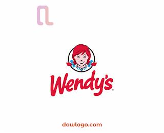 Logo Wendy's Vector Format CDR, PNG