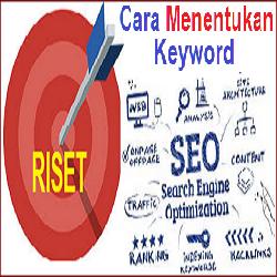 Cara Menentukan Kata Kunci dengan Melakukan RISET Keyword