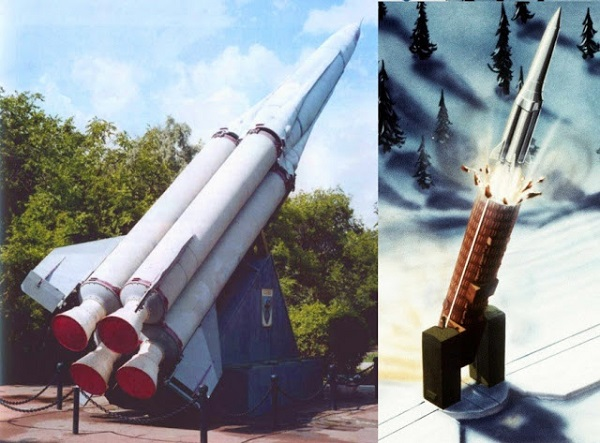 MISSILE 5V61  A-35