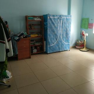 phòng ngủ chung cư tân mai phường tân tạo bình tân