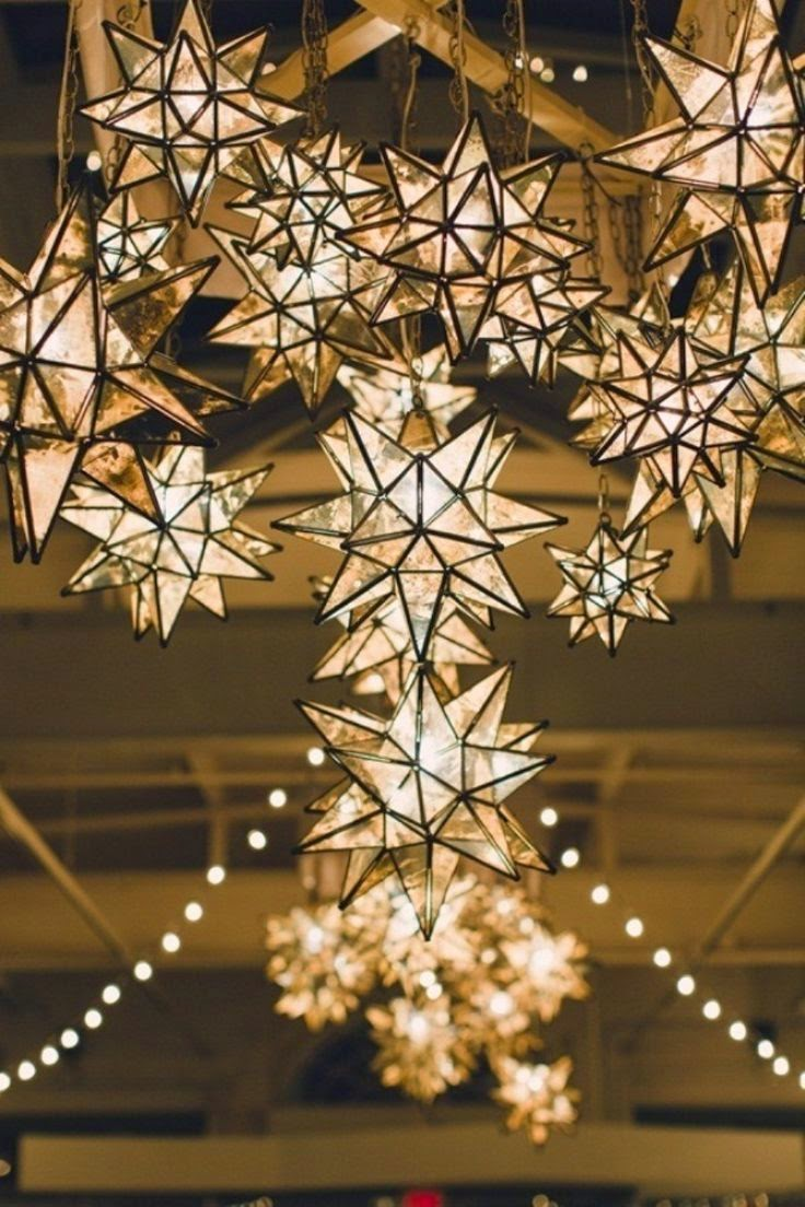 Star Wedding Decoration