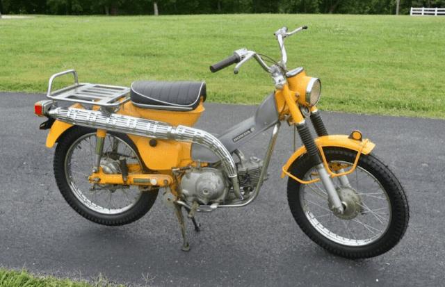 1969 Honda CT90