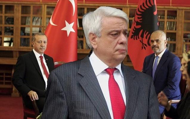 Π. Παυλόπουλος: Είναι χυδαία η πρόκληση της τουρκίας στην Ελλάδα με το κοράνι στην Αγιά Σοφιά....