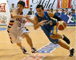 Pengertian Permainan Bola Basket