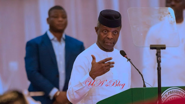 You cannot waive your immunity for adjudication, Lawyer tells Osinbajo