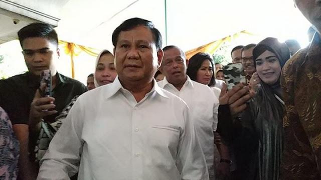 Soal Tantangan Gatot Nurmantyo Nobar G30SPKI, Ini Kata Prabowo