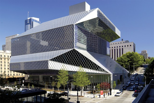 PODCAST: 5 Fascinations of Seattle's Public Library