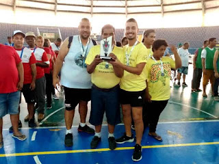 Registro-SP é campeão do IV InterCaps da cidade