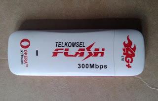 Cara menggunakan modem telkomsel flash