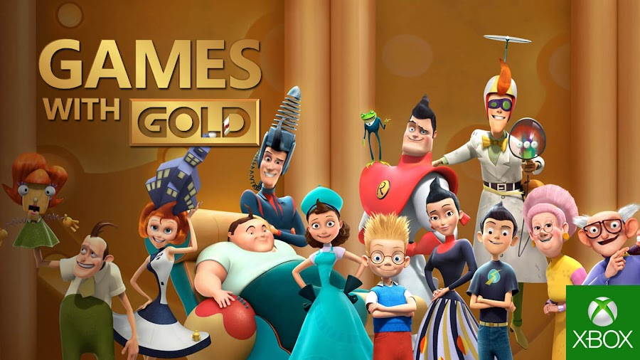meet the robinsons xbox live gold free game disney xb 360