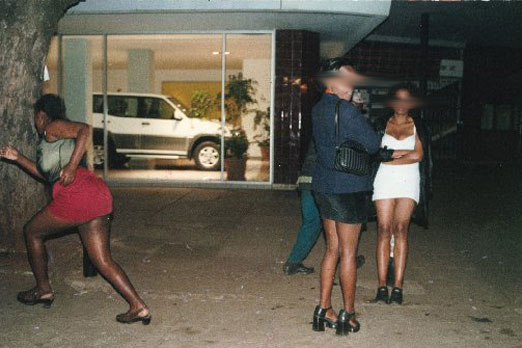 prostitute birthday party