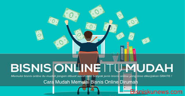 bisnis online dirumah