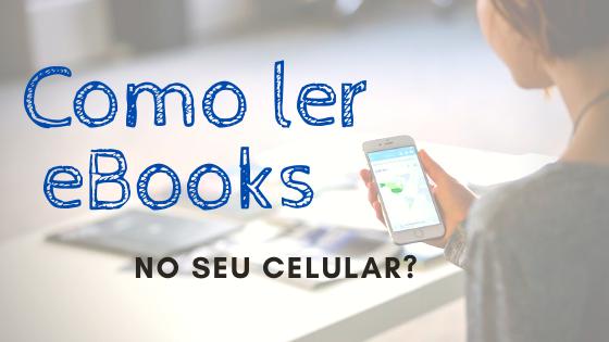 Como usar o aplicativo Kindle, para ler livros no seu celular?