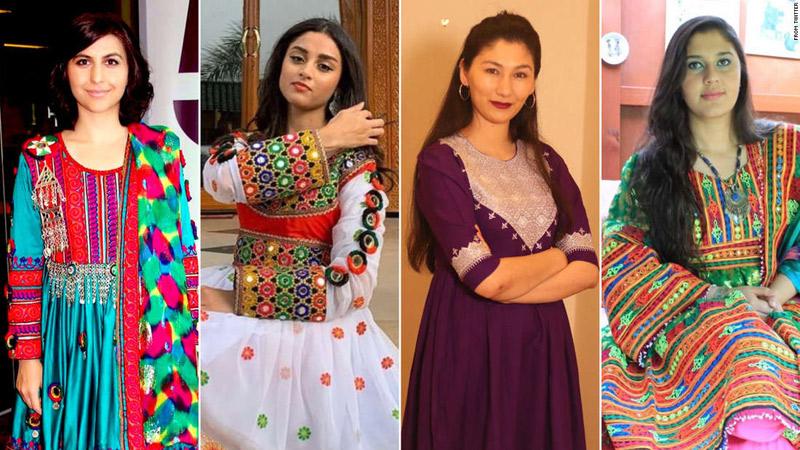 Afghan women dresses