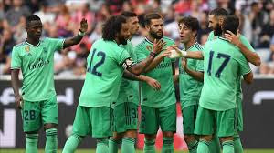 بث مباشر مباراة ريال مدريد وريد سالزبورغ