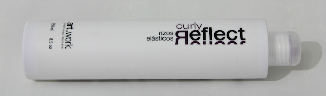 Cabello rizado con Reflect Curly
