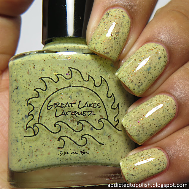 great lakes lacquer the last sliver of sun