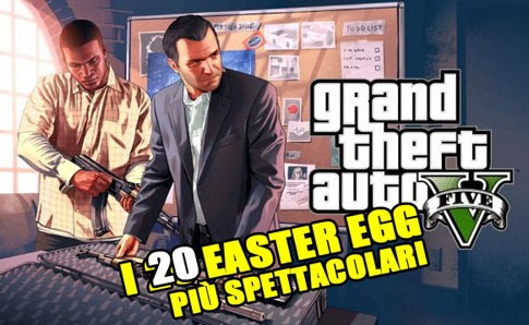 Easter Egg GTA V 5
