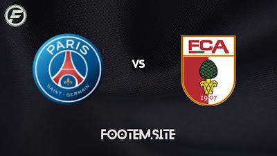 Paris Saint-Germain vs Augsburg