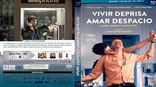 CARATULA VIVIR DEPRISA AMAR DESPACIO 2019[COVER BLU-RAY]
