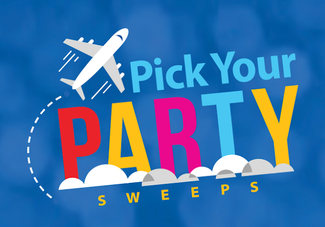 Walmart wants you to party with Nabisco! Enter daily for a chance to win YOUR pick of four awesome party vacation trips to Brazil, Ireland, New Orleans or NYC!