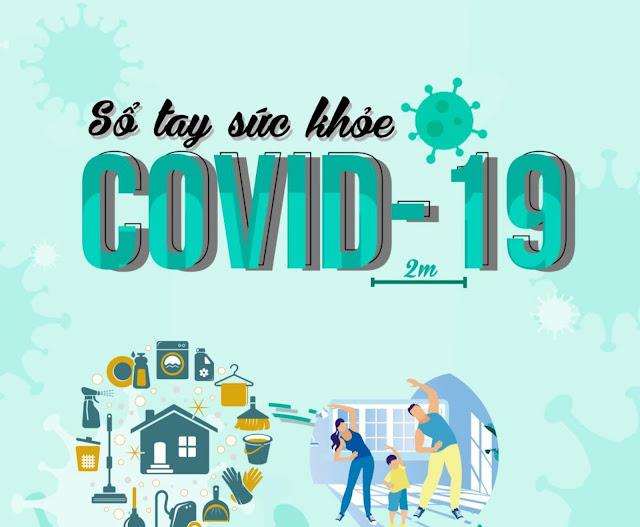 Sổ tay sức khỏe Covid-19
