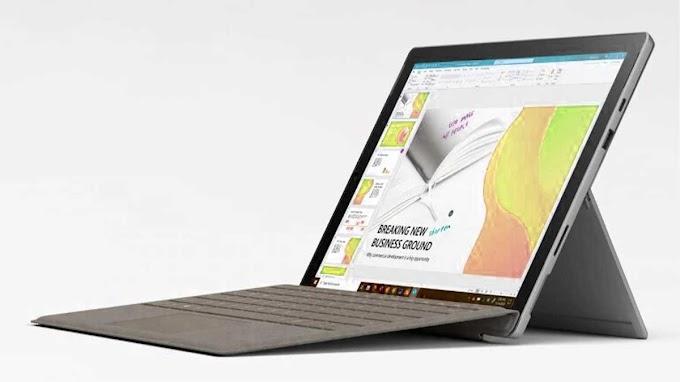 مواصفات ومزايا Microsoft Surface Pro 7+ و Surface Hub 2S مقاس 85 بوصة