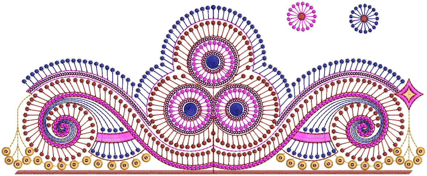 New Saree Border Designs