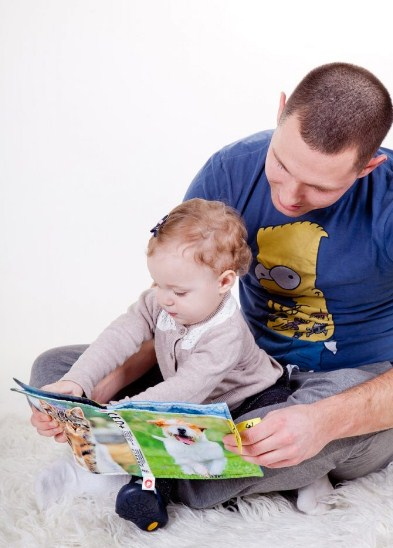 Fathers Can Significantly Impact Their Child's Development