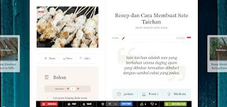 resep taichan rinaresep.com