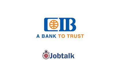 CIB Egypt Summer Internship تدريب البنك التجاري الدولي