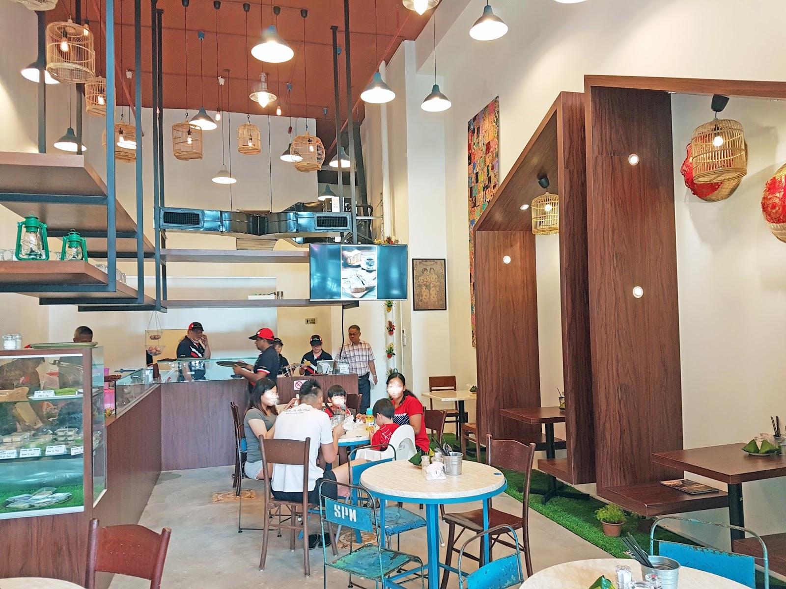Lao Jie Fang Coffee Terrace 老街坊咖啡苑 @ Sunrise Gurney, Penang