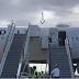 Aterragem difícil da Delta Airlines em Ponta Delgada deixou o avião em mau estado