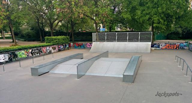 skatepark porte orleans
