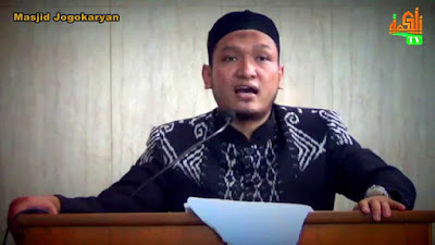 Ustadz Salim A Fillah JOGOKARIYAN YOGYAKARTA