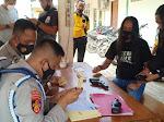 Sebanyak 161 Senpi Anggota Diperiksa dan 38  Pucuk Senpi Ditarik Polda Sumsel