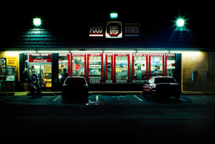 Harlan Erskine - Photography - Kwik Stop