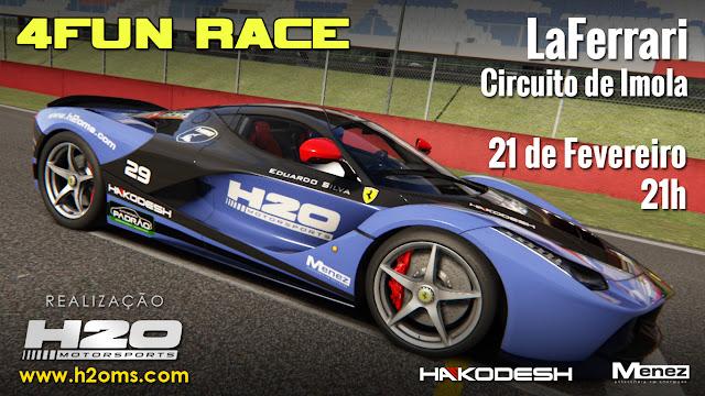 H2O MotorSports    Fórum Oficial - Portal Banner_laferrari_21022017