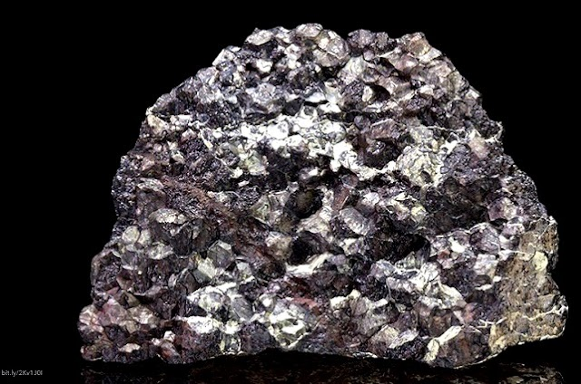 Rocas de Tehuitzingo con microdiamantes