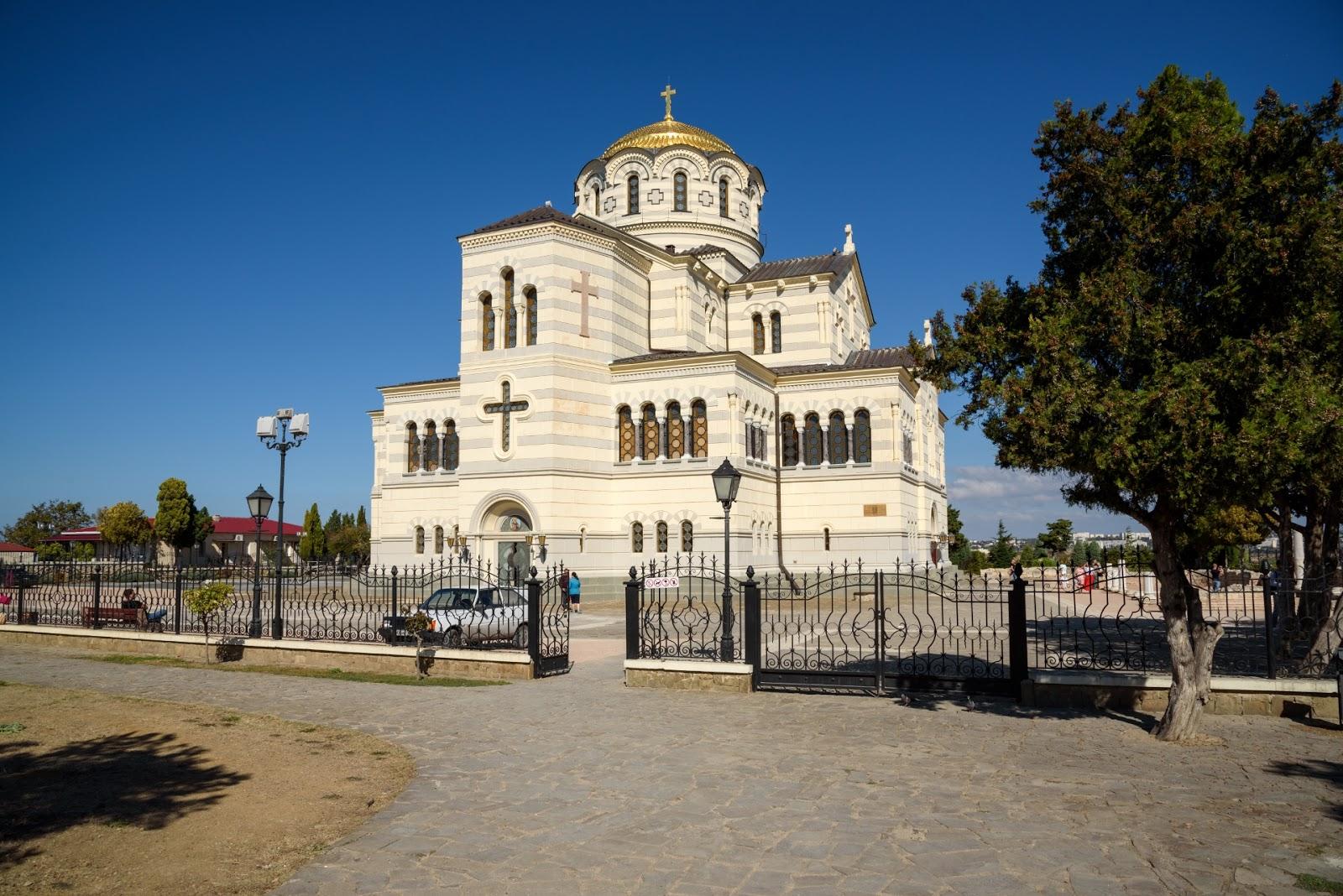 Владимирский собор. Херсонес
