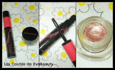 labial catrice y sombra crema marlene grace