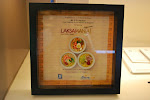 My handmade miniature Laksa as a gift to former President 26th Apr 2012