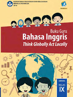 Bahasa Inggris Buku Guru Kelas 9-IX Kurikulum 2013 Revisi 2018