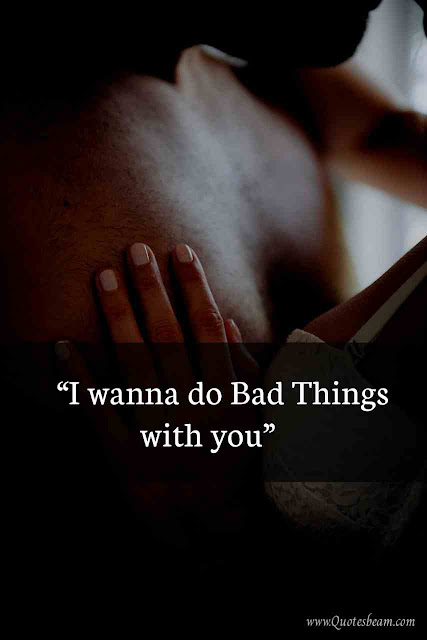 Sexy Dirty sex Quotes
