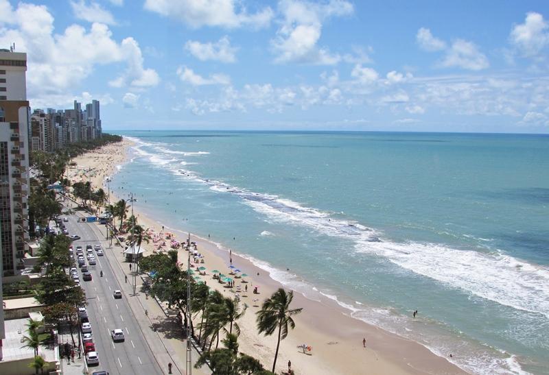 Onde se hospedar em Recife: 1. Boa Viagem; 2. Praia do Pina; 3. Piedade; 4. Centro; 5. Olinda