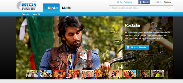 Eros Now Movies Download