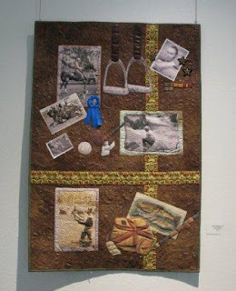Stitch Dialectic exhibit