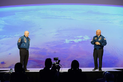 Angkasawan Kembar NASA Scott dan Mark Kelly, Shaklee Global Conference 2016