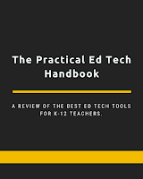 Get Your Free Copy of The Practical Ed Tech Handbook