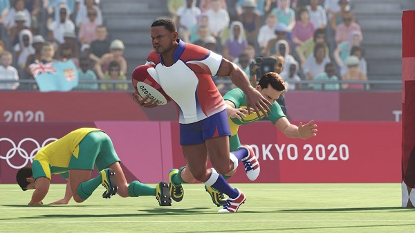Olympic Games Tokyo 2020: Video Game Gameplay